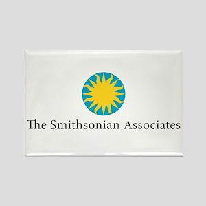 Smithsonian Associates Rectangle Magnet