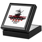 Tea Party Revolt 2010 Keepsake Box