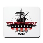 Tea Party Revolt 2010 Mousepad