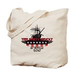 Tea Party Revolt 2010 Tote Bag
