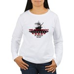 Tea Party Revolt 2010 Women's Long Sleeve T-Shirt