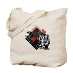 PlaidMan Tote Bag