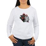 PlaidMan Women's Long Sleeve T-Shirt