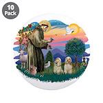 St Francis #2/ Cockers(2 buff) 3.5