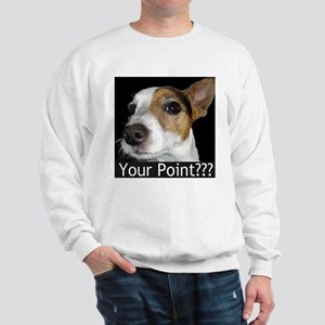 JRT Your Point? Sweatshirt