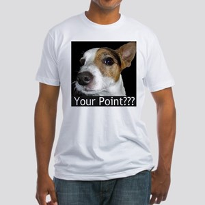 JRT Your Point? Fitted T-Shirt