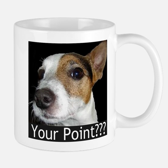 JRT Your Point? Mug