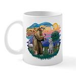 St Francis #2/ S Deer. #2 Mug