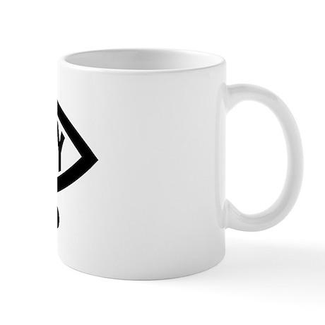 Derby Fish Mug