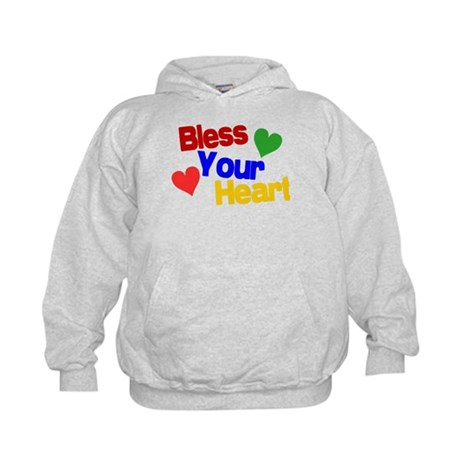 Bless Your Heart Kids Hoodie