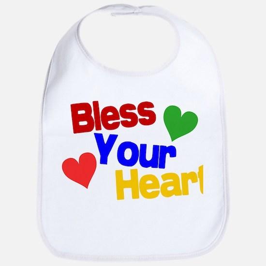 Bless Your Heart Bib