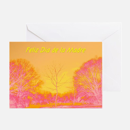 Feliz Dia de la Madre Spanish Greeting Card