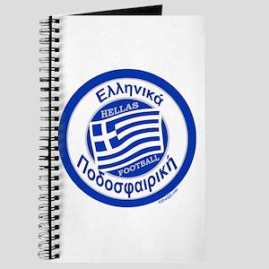 Greece Hellas Soccer/Football Journal