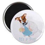 Jack Russell, It's A Boy Gifts 2.25