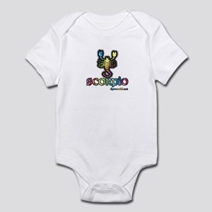 Zodiac Sign Scorpio Infant Bodysuit