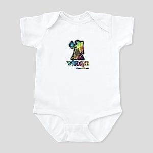 Zodiac Sign Virgo Infant Bodysuit