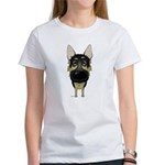 Big Nose German Shepherd Women's T-Shirt