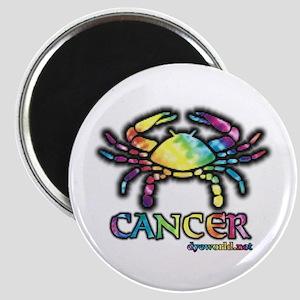 Zodiac Sign Cancer Magnet