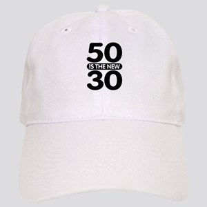 50 is the new 30 Cap