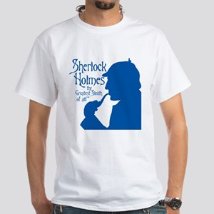 $19.99 Greatest Sleuth of All White T