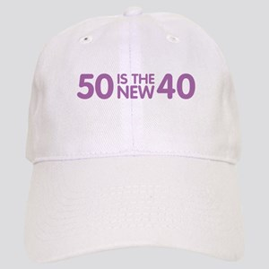 50 is the new 40 Cap