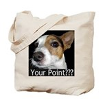 JRT Your Point? Tote Bag