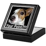 JRT Your Point? Keepsake Box