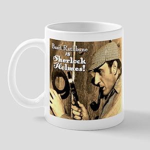 $14.99 Rathbone IS Holmes! Mug
