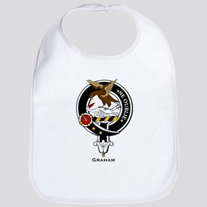 Graham Clan Crest Badge Bib