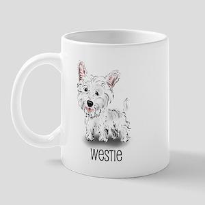 Westhighland White Terrier Mug
