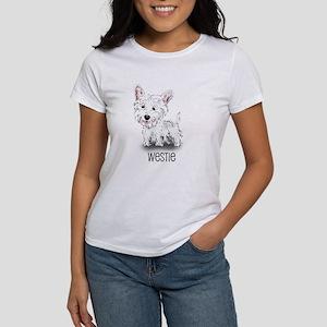 Westhighland White Terrier Women's T-Shirt