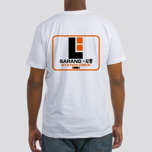 Sarang Station Crew Fitted T-Shirt