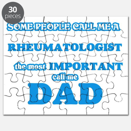 Some call me a Rheumatologist, the most imp Puzzle
