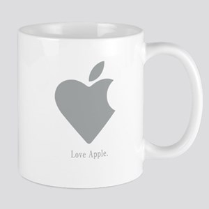 Love Apple Mug