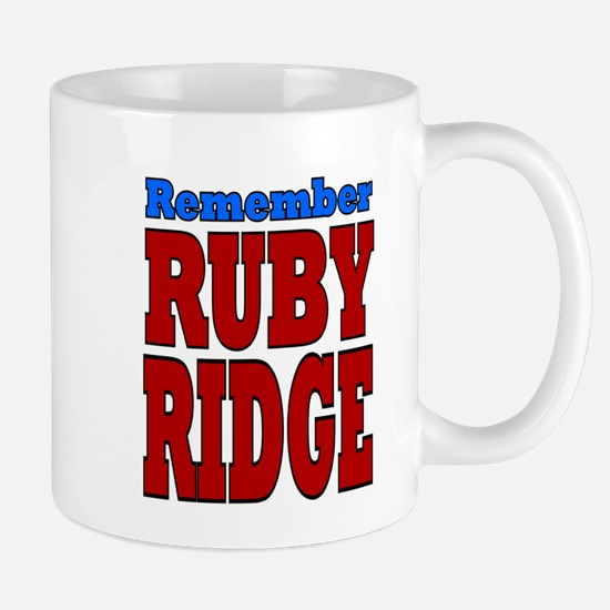 I Remember Mug