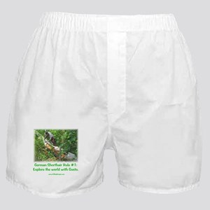 GSP Rule #1 Boxer Shorts
