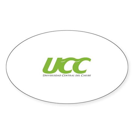 UCC Sticker (Oval)