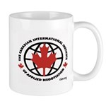 CIIAN logo with website address Mugs