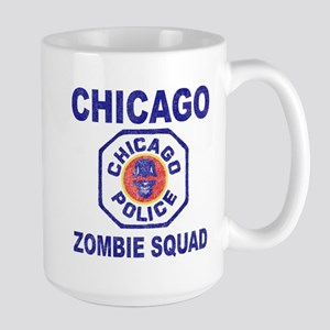 Chicago Zombie Squad Large Mug