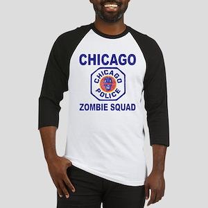 Chicago Zombie Squad Baseball Jersey