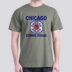 Chicago Zombie Squad Dark T-Shirt