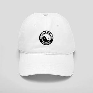 Inner Power Fitness Black Logo Cap