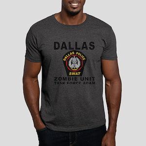 Dallas Zombie Unit Dark T-Shirt