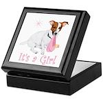 It's a Girl Keepsake Box