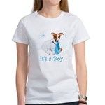 Jack Russell, It's A Boy Gifts Women's T-Shirt