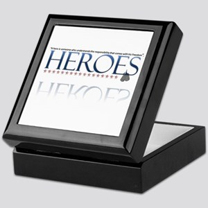 hero/stars Keepsake Box