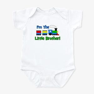 Little Brother TRAIN Infant Bodysuit