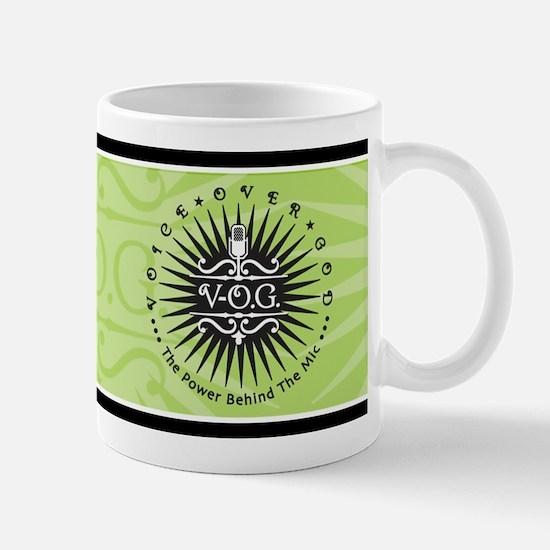 VOICE-OVER GOD Coffee Mug