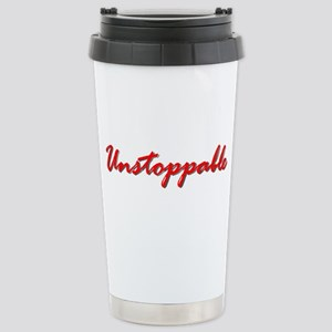 Unstoppable Stainless Steel Travel Mug