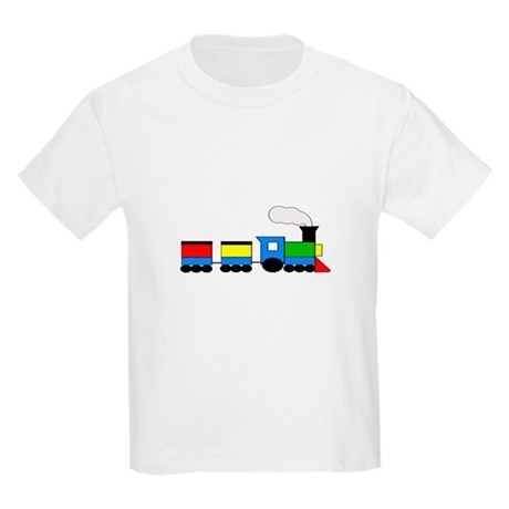 TRAIN Email to Personalize Kids Light T-Shirt